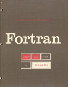 ফোরট্রান (Fortran) প্রোগ্রামিং ল্যাংগুয়েজ/ভাষা