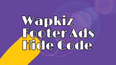 Wapkiz footer ads hide code, hide wapkiz footer ads, remove wapkiz footer ads, wapkiz code,ওয়াপকিজ ফুটার এডস হাইড, ওয়াপকিজ কোড